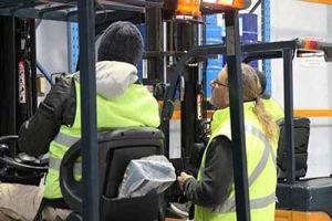Forklift training melbourne - Altona