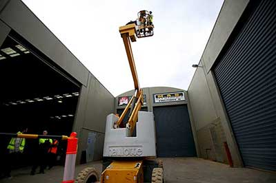 Forklift Licence Answers - Melbourne - Trainix