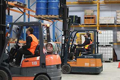 cheap forklift training