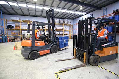 Forklift Licence Melbourne Cheap - Trainix