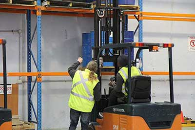 Forklift Licence Course Werribee - Trainix