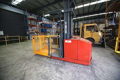 Free Forklift Licence melbourne - Trainix