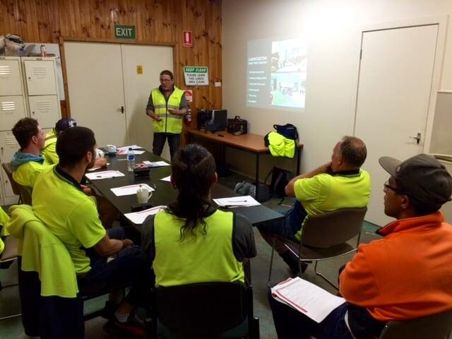 onsite forklift training - Trainix