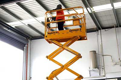 forklift training in Melbourne - Trainix