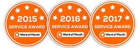 RF Scanning Course Melbourne - Trainix have been awarded 2015, 2016 & 2017 WOMO service awards